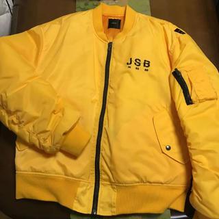 サンダイメジェイソウルブラザーズ(三代目 J Soul Brothers)のJSB ブランド MA1 MA-1 エムエーワン 登坂 臣(ブルゾン)