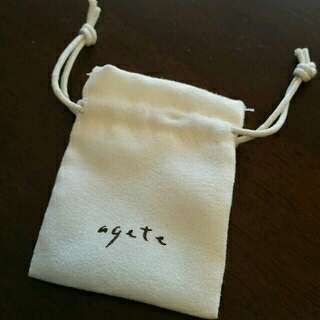 アガット(agete)のアガット アクセサリー用袋(その他)