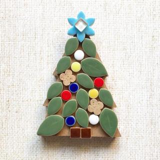 ミニクリスマスツリー(イベントサンプル品)(インテリア雑貨)