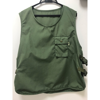 BEAMS SSZ BAG VEST