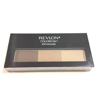 レブロン(REVLON)のレブロンカラーステイブロウメーカー02(パウダーアイブロウ)