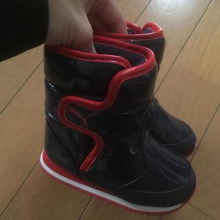 プーマ(PUMA)のプーマ スノーブーツ 13cm(ブーツ)