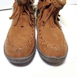 レディース  インディアン風ブーツ(ブーツ)