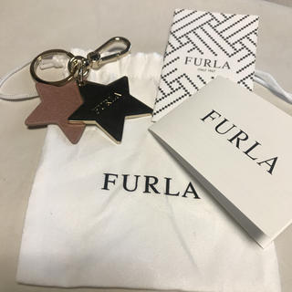 Furla - フルラ チャーム キーホルダー