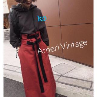 Ameri VINTAGE - 【新品タグ付き】AMERI PASS CODE HOODIE