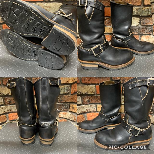 REDWING(レッドウィング)の☆REDWING  PT91  エンジニアブーツ US5(23cm) レディースの靴/シューズ(ブーツ)の商品写真