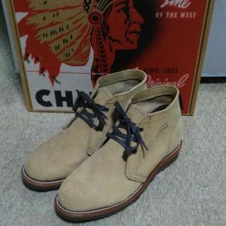 チペワ(CHIPPEWA)の【chippewa】未使用 ブーツ(ブーツ)