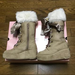 JENNI - JENNI ジェニィ ブーツ ロングブーツ 21cm 冬服 女の子