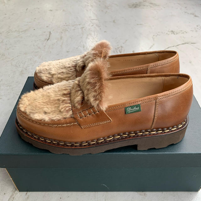 Paraboot(パラブーツ)の値段仮設定ですPARABOOT   Reims  LAPIN レディースの靴/シューズ(ローファー/革靴)の商品写真