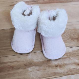 エイチアンドエム(H&M)の赤ちゃん用  ムートンブーツ(ブーツ)