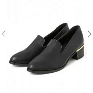 グレイル(GRL)のGRL スリッポンマニッシュローファー[gd379](ローファー/革靴)