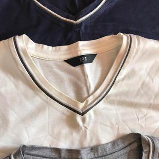 ニジュウサンク(23区)の【値下】23区HOMME メンズTシャツ 3枚セット(シャツ)