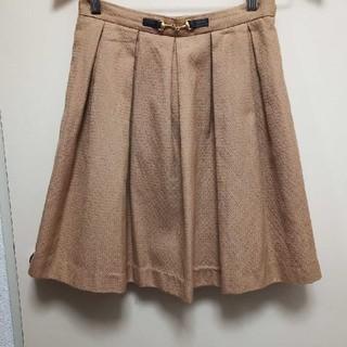 ロペピクニック(Rope' Picnic)のロペピクニック スカート ベージュ(ひざ丈スカート)