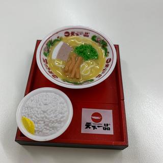 食品サンプル/天下一品 スマホスタンド(その他)
