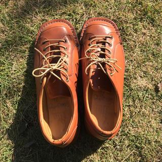 ショセ(chausser)のyoichi maeda 革紐靴(ローファー/革靴)
