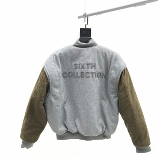 FEAR OF GOD - Fear of God グレー Sixth Collection バーシティ