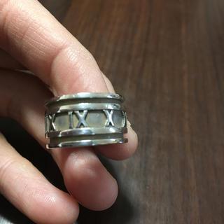 ティファニー(Tiffany & Co.)のティファニー アトラスワイドリング(リング(指輪))