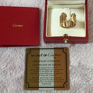 カルティエ(Cartier)のCartier カルティエ 2C スリーカラー リング 指輪(リング(指輪))
