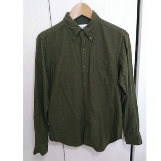 グリーンレーベルリラクシング(green label relaxing)のgreen label relaxing ボタンダウンシャツ(シャツ)