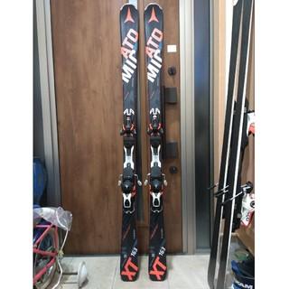 アトミック(ATOMIC)のAtomic スキー板 Redster XT 163cm(板)