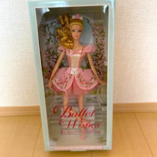 バービー(Barbie)のBarbie collector PINK LABEL BalletWishes(その他)