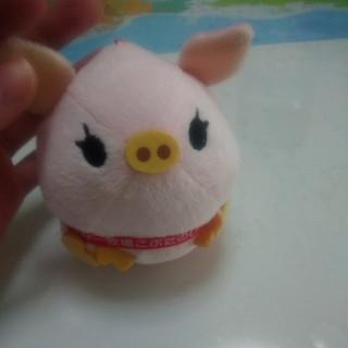 マザー牧場 豚の人形(ぬいぐるみ/人形)