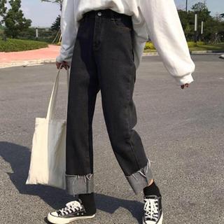 ゴゴシング(GOGOSING)の韓国 ズボン パンツ デニム(カジュアルパンツ)