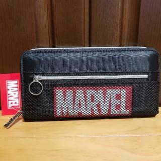 マーベル(MARVEL)の【MARVEL】長財布(ネットタイプレッド)(その他)