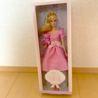 Barbie - Barbie collector IT'S A GIRL