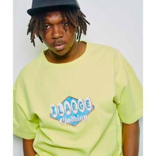 エクストララージ(XLARGE)のxlarge tシャツ イエロー(Tシャツ/カットソー(半袖/袖なし))