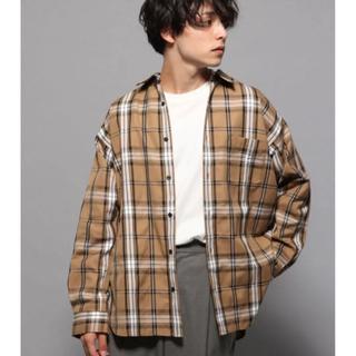 レイジブルー(RAGEBLUE)のレイジブルー シャツ チェック(Tシャツ/カットソー(七分/長袖))