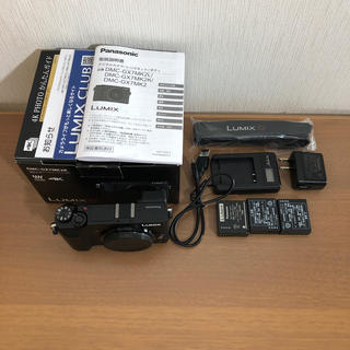 Panasonic - ルミックスDCM-GX7MK2