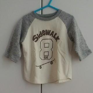 ユナイテッドアローズ(UNITED ARROWS)のキッズ カットソー(7部袖)(Tシャツ/カットソー)