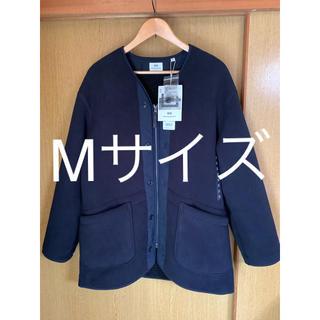 エンジニアードガーメンツ(Engineered Garments)のUNIQLO×Engineered Garments フリースノーカラーコート (ノーカラージャケット)
