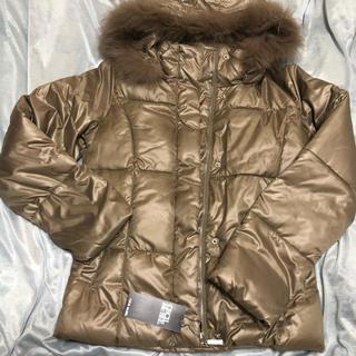 セシルマクビー(CECIL McBEE)の新品タグ付き中綿ジャケット(ブルゾン)