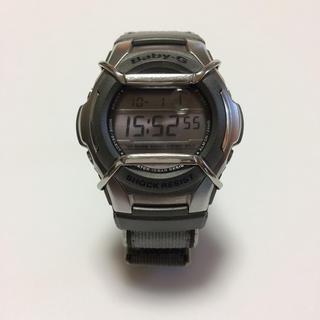 ベビージー(Baby-G)のBaby-G G-ms グレー(腕時計)