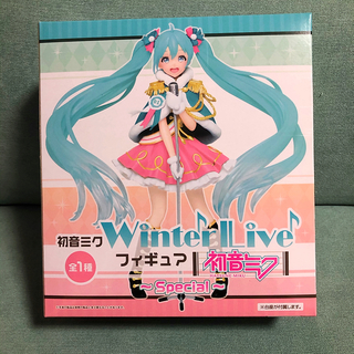 SEGA - 初音ミク Winter Liveフィギュア(セガ限定)