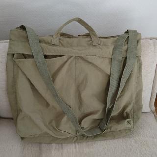 サマンサモスモス(SM2)のカーキ ショルダーバッグ(ショルダーバッグ)