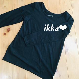 イッカ(ikka)のikka❤︎ロンT(カットソー(長袖/七分))