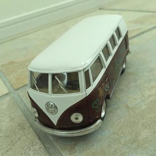 フォルクスワーゲン(Volkswagen)のワーゲンバス Volkswagen ミニュアバス(ミニカー)