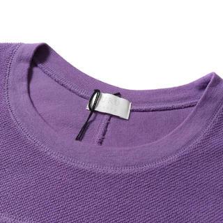 サンシー(SUNSEA)のURU ラッチパイルコットンロングスリーブカットソー(Tシャツ/カットソー(七分/長袖))
