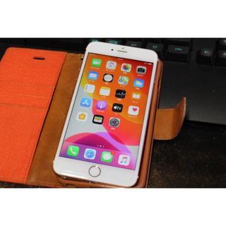 アップル(Apple)のiPhone 6s Plus 16GB ローズゴールド docomo 中古品(スマートフォン本体)