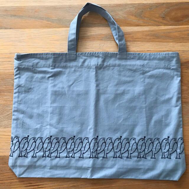 mina perhonen(ミナペルホネン)のミナペルホネン lintu レッスンバッグ キッズ/ベビー/マタニティのこども用バッグ(レッスンバッグ)の商品写真