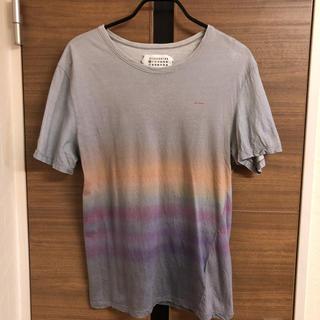 Maison Martin Margiela - マルタン マルジェラ 全面転写 レインボーTシャツ