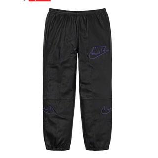 シュプリーム(Supreme)のSupreme Nike Leather Warm Up Pant サイズS(その他)