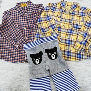 ミキハウス(mikihouse)のミキハウス セット(Tシャツ/カットソー)