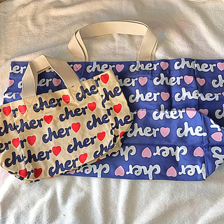 シェル(Cher)のCher トートバッグ2点セット(トートバッグ)