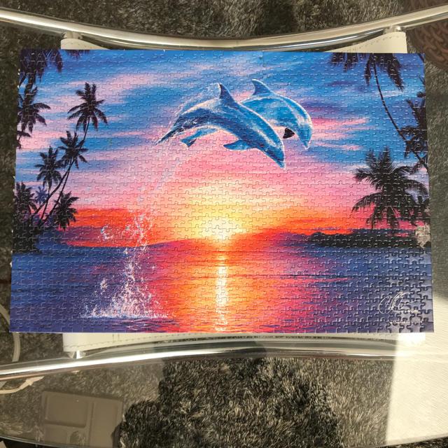 パズル 1000ピース エンタメ/ホビーのテーブルゲーム/ホビー(その他)の商品写真