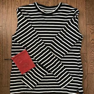 メゾンドリーファー(Maison de Reefur)の【値下げ】MAISON DE REEFUR ボーダーTシャツ(Tシャツ(長袖/七分))