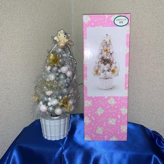 ハローキティ(ハローキティ)の⭐️キティーちゃんのイルミネーション・クリスマスツリー(置物)